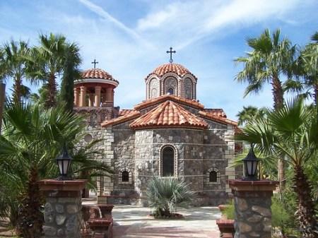 ιερά μονή αγίου αντωνίου αριζόνα ηπα