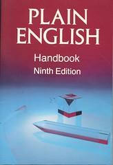 Plain English Handbook