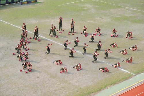 啦啦舞蹈比賽-資訊管理系