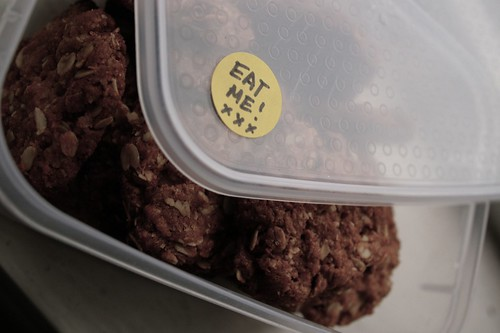 Eat Me- Anzac Biscuits