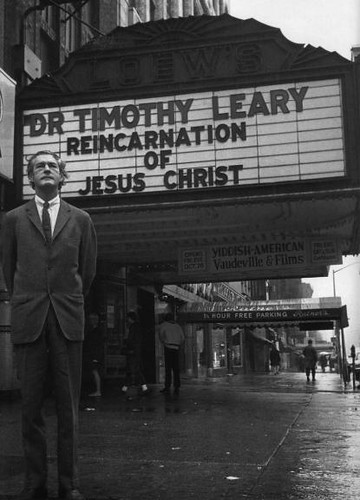 TIMOTHY LEARY [1920-96] Image