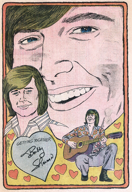 Getting Together with Bobby Sherman