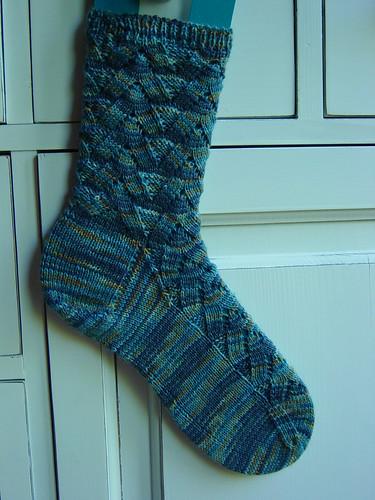 Monkey Sock #1