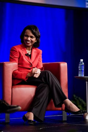 Condoleezza Rice at Google-316