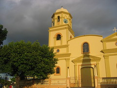 The church in Cabo Rojo (el pueblo)