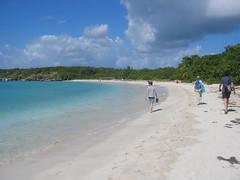 The Secret beach, Vieques