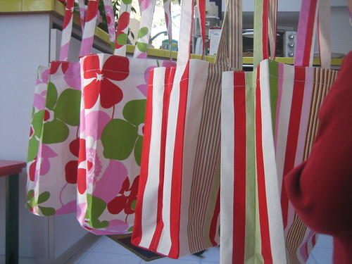 More Cloth Grocery Bags