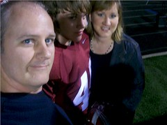 Matt last game Mom and Dad blur