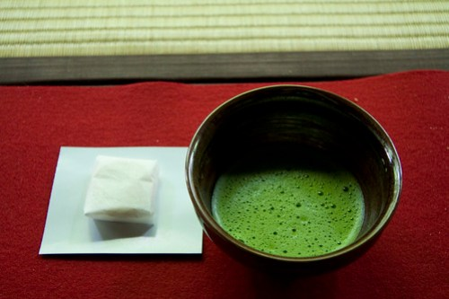 Nanzenji green tea