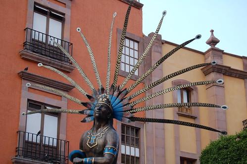 Queretaro Sculpture