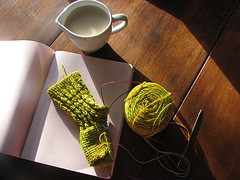 will finish today by madelinetosh