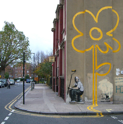 Latest Banksy