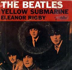 Eleanor Rigby record cover
