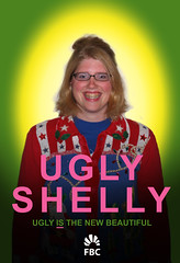 Ugly Shelly poster
