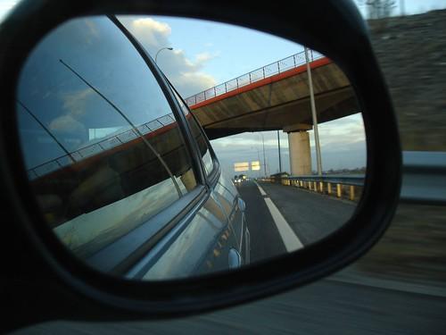 Cruzando puentes con la mirada