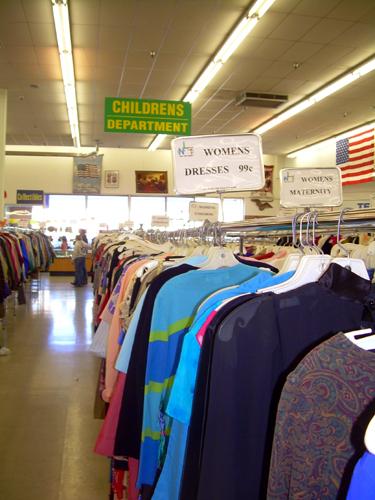 New Life Thrift Store