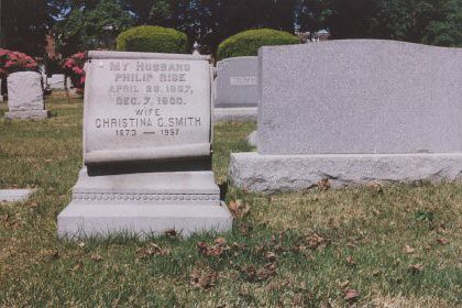 The unmarked grave of Anton Plattner
