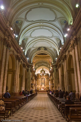 "Catedral de Buenos Aires • <a style=""font-size:0.8em;"" href=""http://www.flickr.com/photos/20681585@N05/2457802115/"" target=""_blank"">View on Flickr</a>"