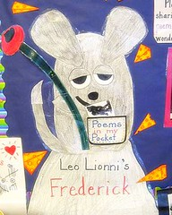 Frederick the Mouse (c) Connie Gillies