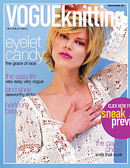 6 - Vogue Knittin Spring Summer 2007