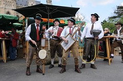 Austrian Lederhosen Band