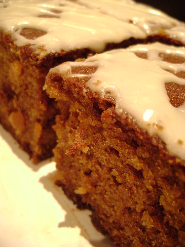 Carrot and Apricot Cake