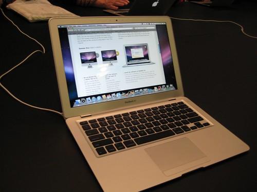Macworld '08: Expo