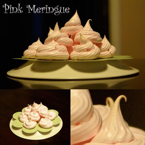 Pink Meringue