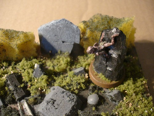 Lord of the ring miniatures