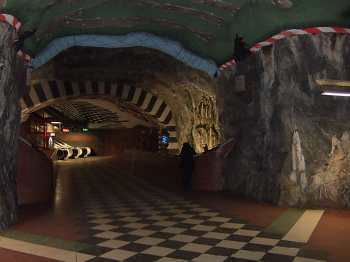 Metro station Kungsträdgården