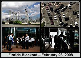 Florida Blackout February 2008