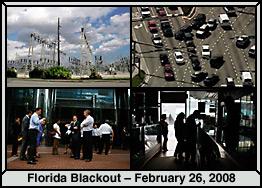 Florida Blackout February 2008