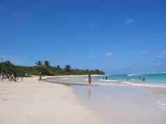 Playa Flamenco, island of Culebra