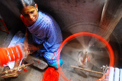 spinning - the colorful way of life
