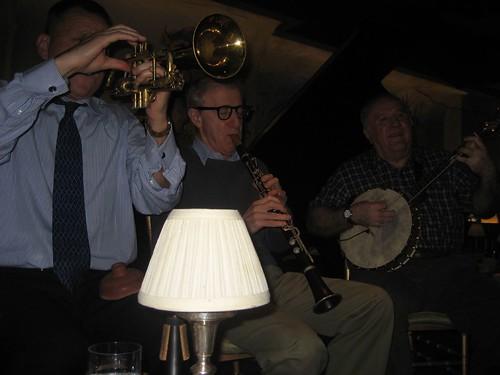 Woody Allen's jazz band 10.29.2007 da DBasci.