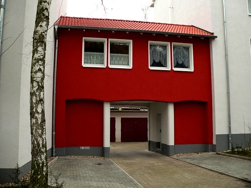 Red Gatehouse