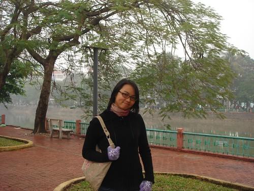 Hai Phong lake