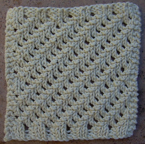 Helleborus dishcloth