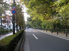 Murasakibashi road