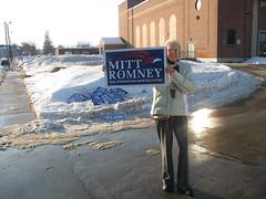 Romney Fan