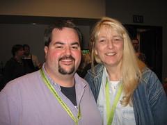 Jason Falls and Liz Strauss