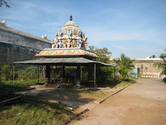 Navagraha Shrine at the 3rd Praharam