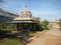 Navagraha Shrine at the 3rd Praharam