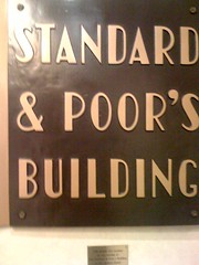 @ Standard and Poor's