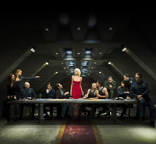 Battlestar Galactica Season 4 (2008)