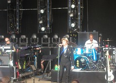David Bowie & Band @ Area2 Festival