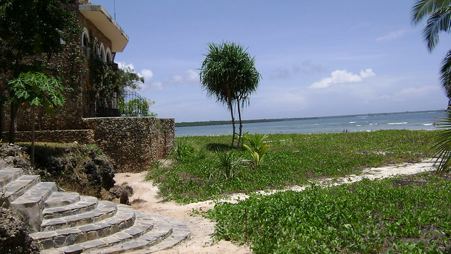 Mwazaro beach resort