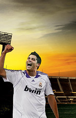 Cristiano Ronaldo en el madrid