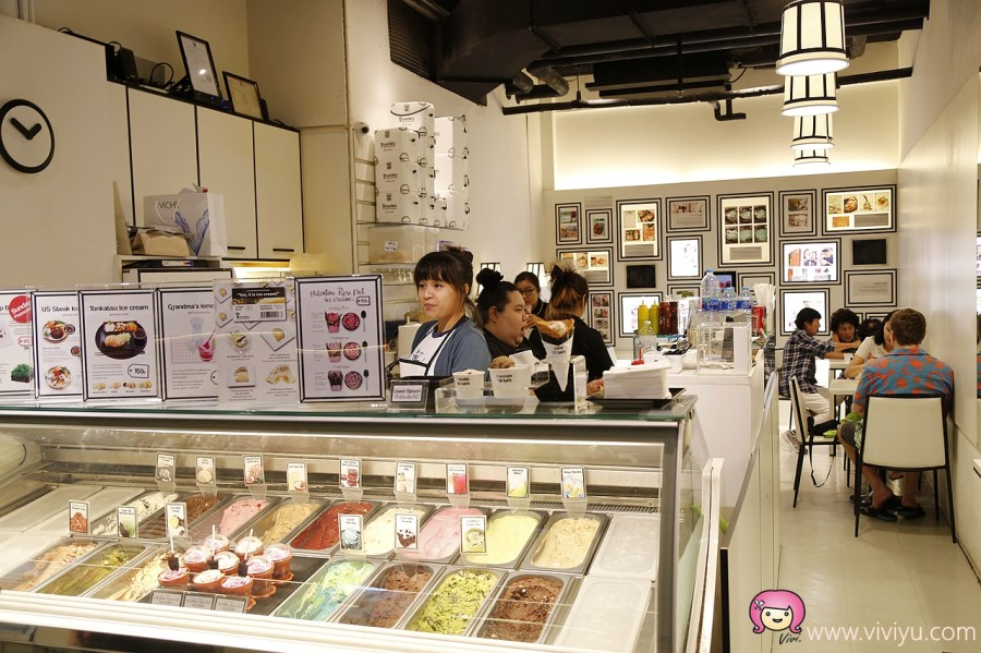 BACC,IceDEA,National Stadium BTS Station站,創意冰品,曼谷冰品,曼谷冰淇淋,曼谷創意冰淇淋,曼谷美食 @VIVIYU小世界