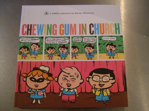 Chewing Gum in Church - Steve Weissman